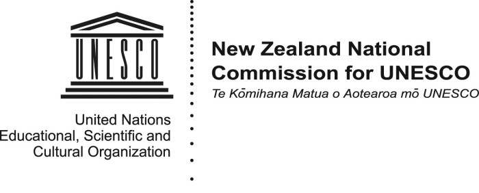 UNESCO NZ logo